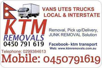 Business Information: Ktm Removal and Junk dispose