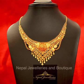 Business: Nepal Jewelleries & Boutique
