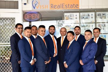 Business Information: Wish Real Estate