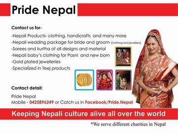 Business Information: Pride Nepal