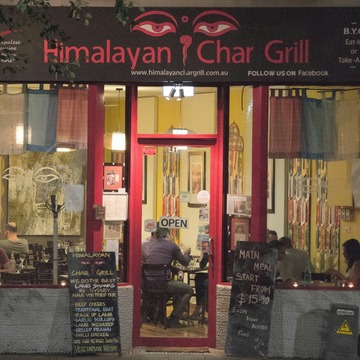 Business Information: Himalayan Char Grill
