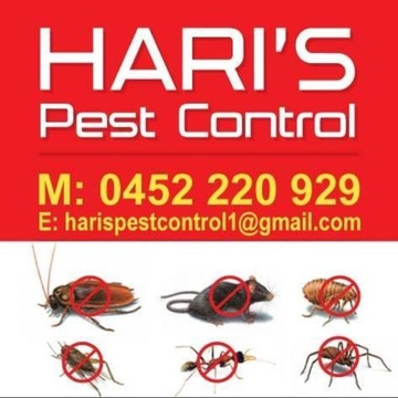 Business Information: Hari's Pest Control quality service in reasonable price